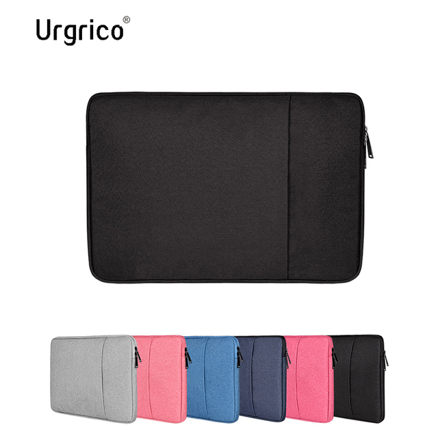 Laptop Bag case For Macbook Air Pro Retina 11 12 13 14 15 15.6 inch Laptop sleeve Tablet Case Cover for HP Dell notebook case