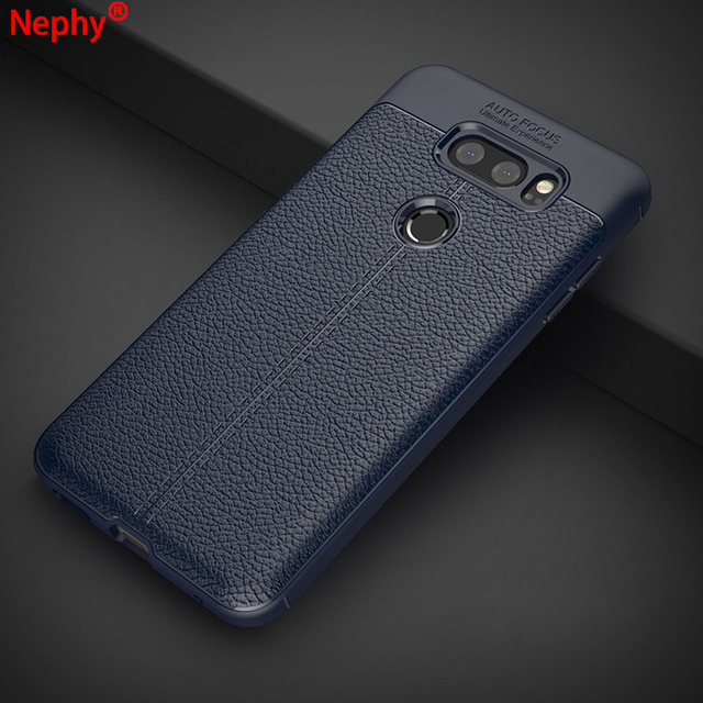 Nephy Điện Thoại Case Cho LG G6 V30 Kép Sang Trọng Cao chất lượng Đầy Đủ Bìa H870 H930 H933 Mềm TPU Vỏ Chống Sốc nhà ở