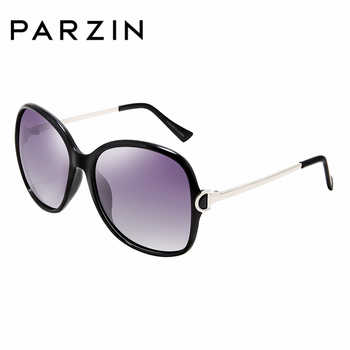 PARZIN Brand Big Frame Polarized Sunglasses For Women High Quality Shield Driving Glasses Fashion Women Eye wear Accessories9217 - DISCOUNT ITEM  50% OFF Apparel Accessories
