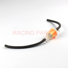 Gas Hose Line Fuel Oil Filter Motorcycle Moto Moped Quad ATV 4 Wheeler Dirt Bike Kit With Tubing Clip Tube Petrol Pipe