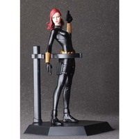 Hot Sale 7 18CM The 2 Black Widow PVC Action Figure Collection Model Doll Toys Great Gift