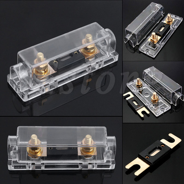 car fuse boxes anl fuse box holder distribution inline 0 4 8 ga Car Glove Box car fuse boxes anl fuse box holder distribution inline 0 4 8 ga positive with 300amp fuse terminals \u0026 wiring