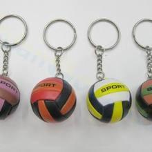 Волейбольная сумка Подвеска Мини-волейбол брелок пластиковый брелок маленькие украшения спортивные Поклонники рекламы сувениры подарки