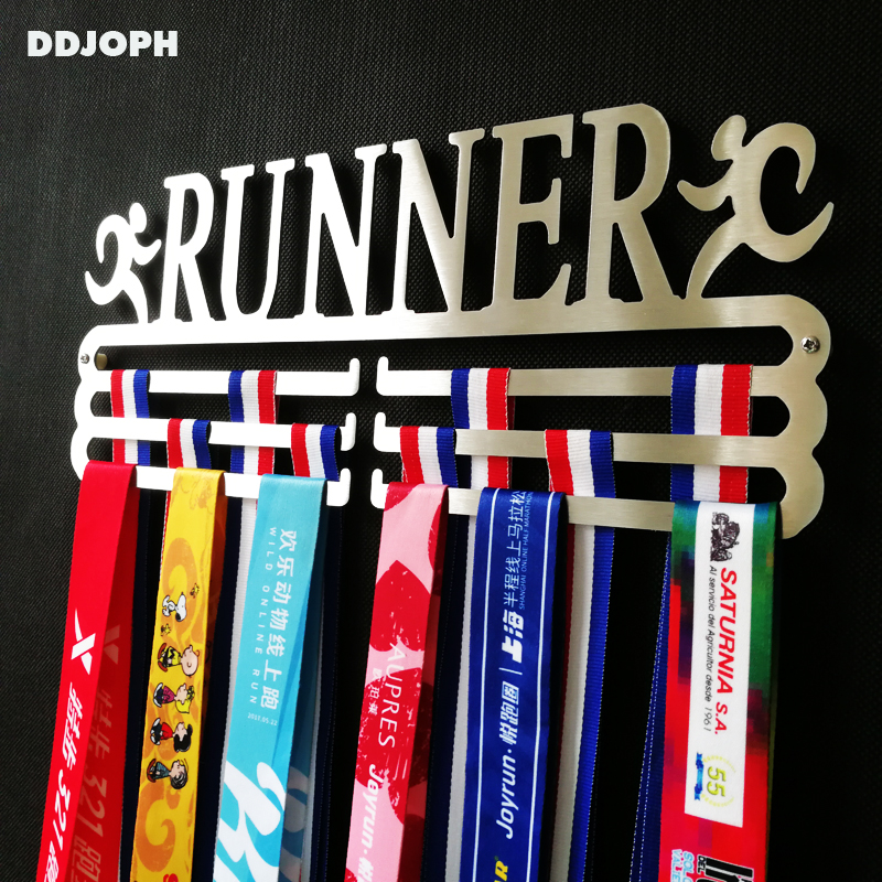 Runner, Stainless, Hanger, Displays, Medal, Steel
