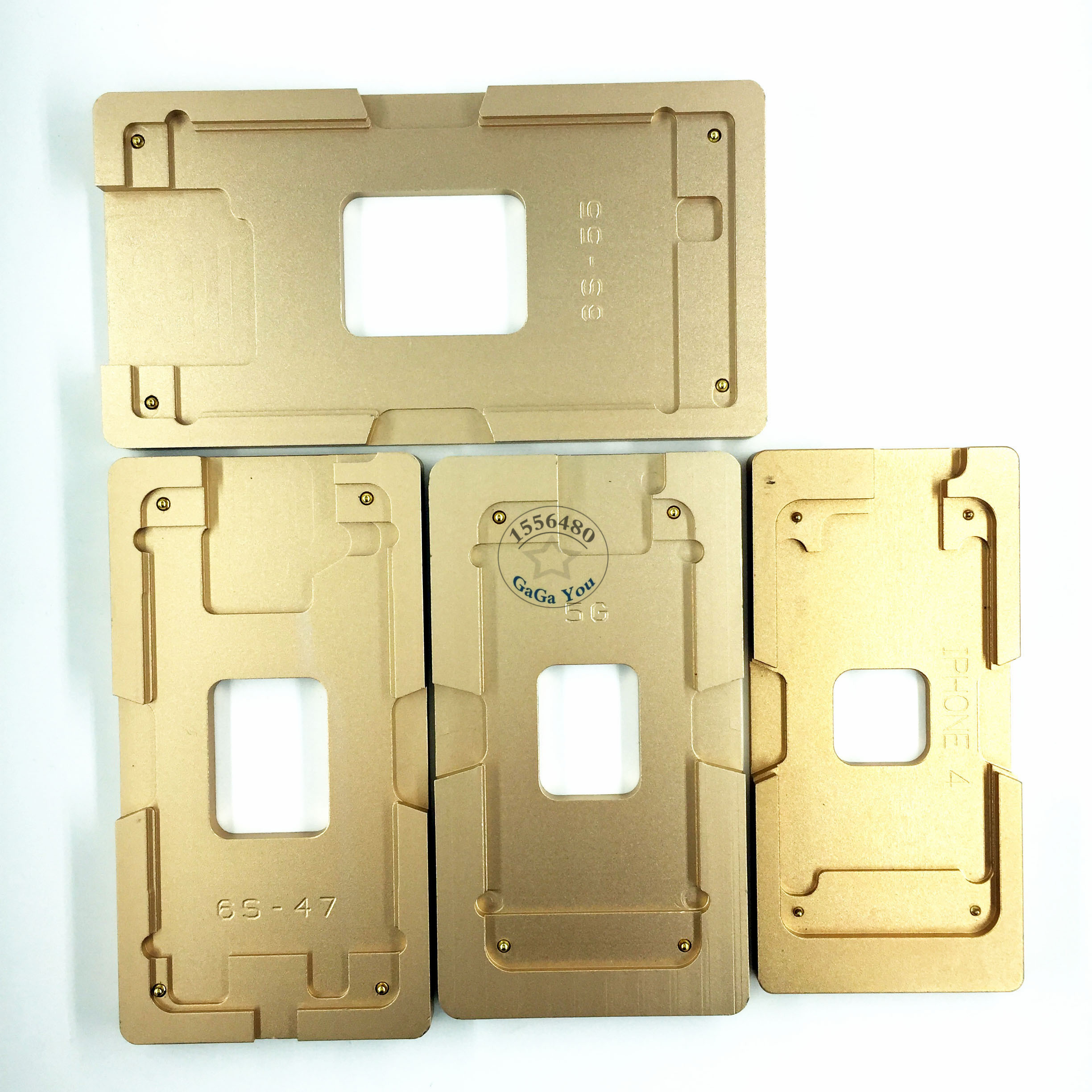 High Quality Position Glueing LCD Outer Glass Mold Holder For iPhone 4 4S 5 5S 5C