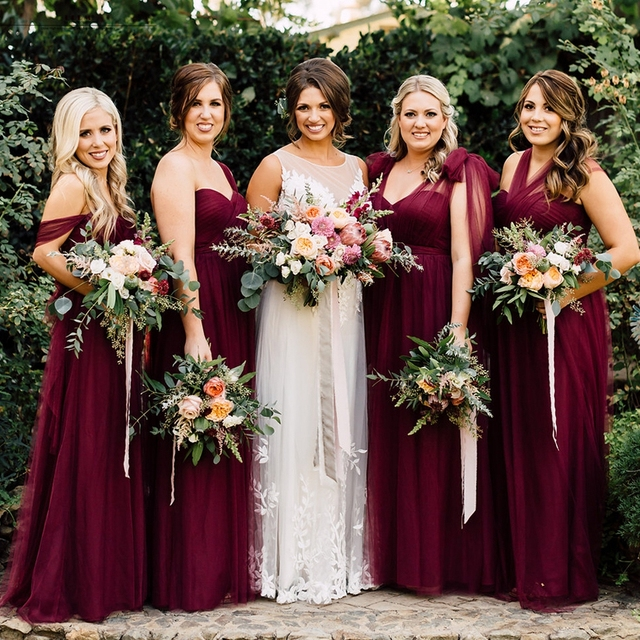 Convertible Bridesmaid Dresses | Good Dresses