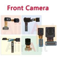 Оригинальная фронтальная камера для Samsung Galaxy Note 2 3 4 5 8 N7100 N900 N9005 N910F N910C N950F N950U, гибкая фронтальная камера для лица