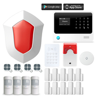 Chuangkesafe G90B Plus Support Ding Dong Doorbell Function With Wireless Keypad Andriod IOS APP Application Easily