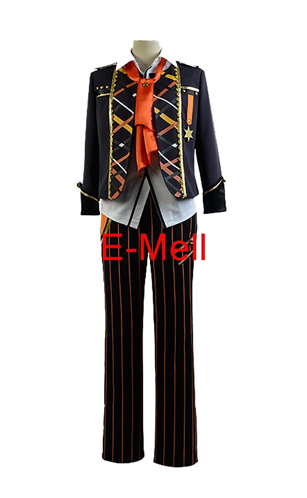 Free shipping THE ANIMATION UDUKI ARATA cosplay costume clothing halloween anime coat font b jacket b