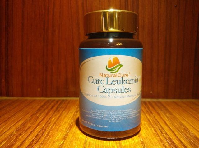 Curar La Leucemia NaturalCure Caps-dulos, curar la Leucemia en 2 Meses, necesita SÓLO 8 lotes, Rebote contra, sin Efectos Secundarios, orgánicos!