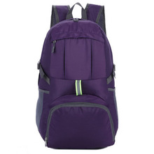 Will Capacity Outdoors Travel Record Hill Waterproof Nylon 35l Fold Both Shoulders anti theft backpack