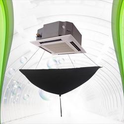 Plafond Airconditioner Volledige Schoonmaak Wassen Gereedschap Cover Zak Wandmontage Airconditioner Herbruikbare Reinigen Stof Wassen Cover-in Air Conditioner Beschermhoes van Huis & Tuin op