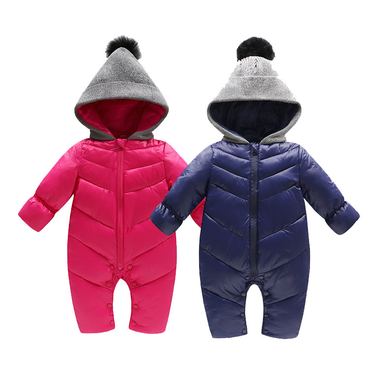 2017 autumn and winter new children's Siamese coat boy and girl climbing cotton suits baby Siamese pants baby infant clothes машинка для удаления катышков topperr 1702