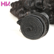 Hair Villa Brazilian Fummi Hair Weave Remy Human Hair 3 Bundles Natural Color High Ratio Longest Hair PCT30% For Salon