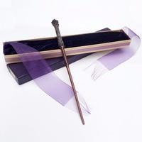 New Arrive Metal Iron Core Harry Potter Magic Wand Harry Potter Magic Magical Wand Elegant Ribbon
