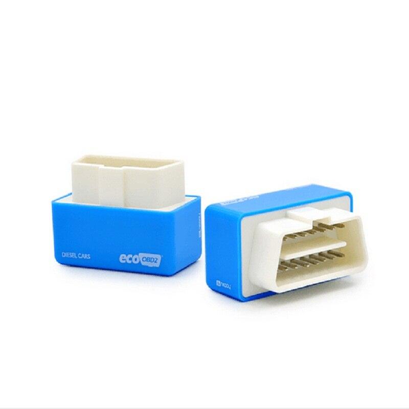 Лидер продаж ecoobd2 Diesel чип-тюнинг коробки низкий расход топлива эко OBD2 Plug Drive Пособия по экономике Diesel чип-тюнинг автомобиля низким уровнем вы...
