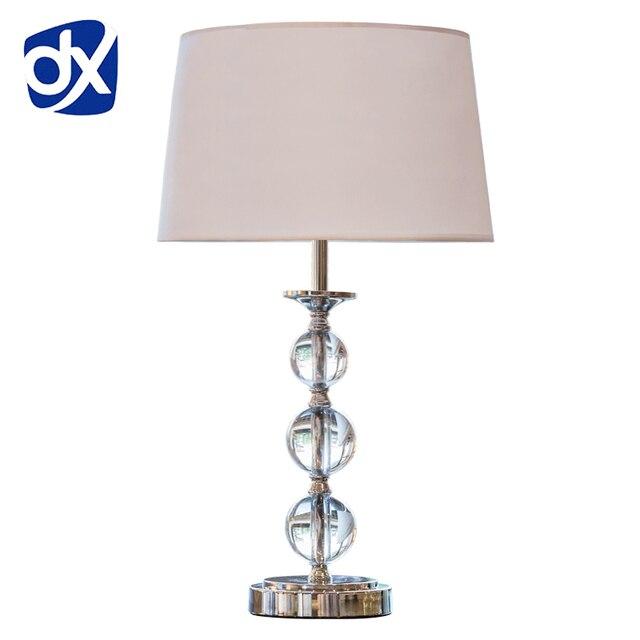 Lampada da tavolo comodino lampade per camera da letto Soggiorno ...