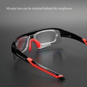 Image 5 - Comaxsunフォトクロミックサイクリングメガネ変色メガネmtbロードバイクスポーツサングラスバイク眼鏡抗uv自転車ゴーグル