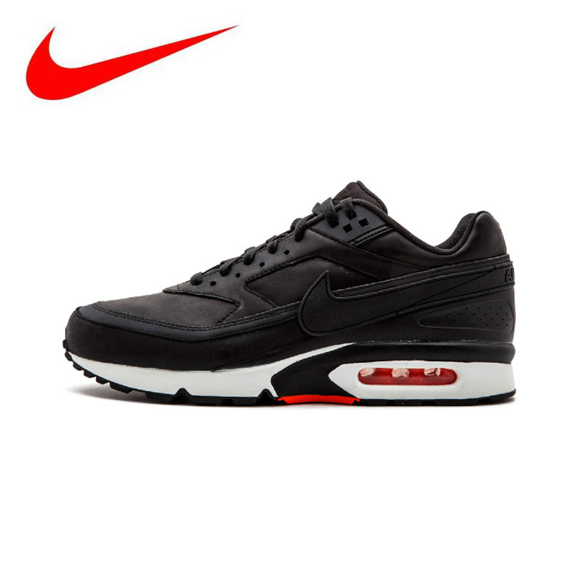 super popular 03043 7a390 Hot Sales Original New Arrival Authentic Nike Air Max BW Premium Men s  Breathable Running Shoes Sports