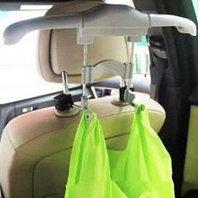 1PCS Car hanger bracket multi-function vehicle seat clothing rack sundries frame hook  support automotive interior accessories