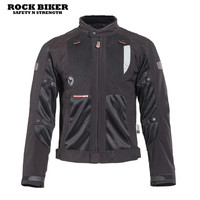 2017 Rock Biker Knight Leather Cattle Leather Jacket Motorcycle Leather Racing Racing Clothing Riding Clothing Black
