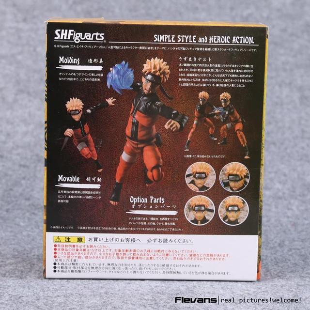 Naruto Uzumaki PVC Action Figure