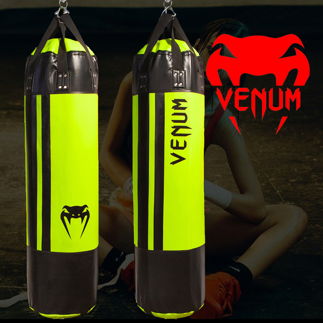 Venum Hurricane Punching Sand Bag 1 5m Self Filled Venom Authorized Boxing Sandbag Sacks