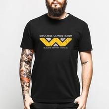 Aliens Weyland Yutani Corp t-shirt Men Women t shirt euro size S~XXXL