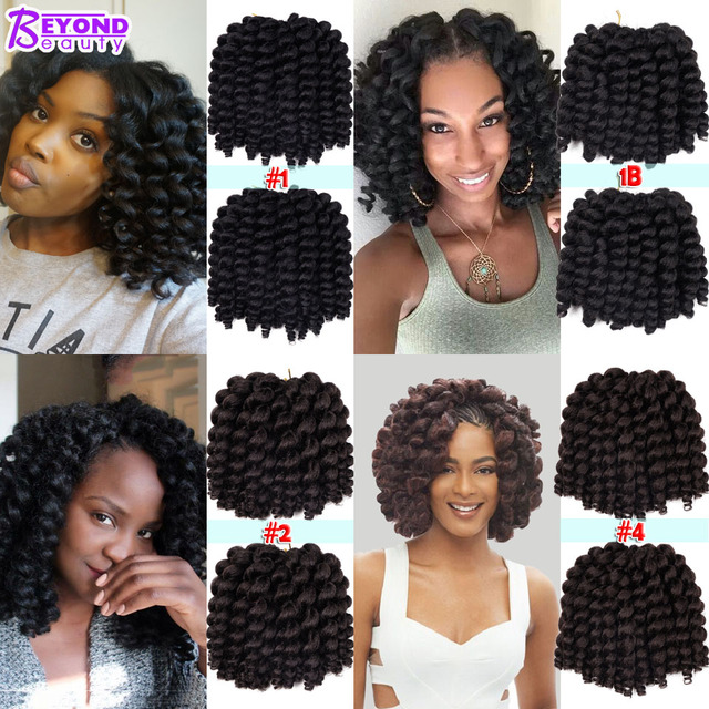 22roots Bulk Bounce Jamaican Twist Afro Fluffy Wand Curls Braids Freetress Havana Mambo