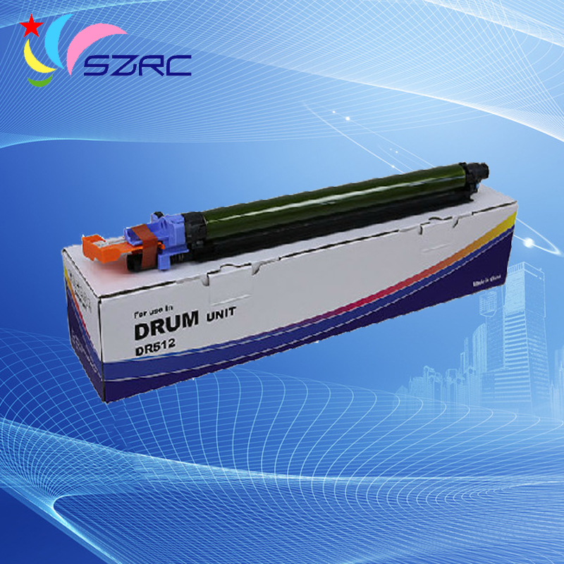 High quality DR512 color Drum Unit Compatible For Minolta Bizhub C224 C284 C364 C454 C224e C284e C364e C454e C554e bizhub c220 c280 c360 organic photoconductor imaging kit for konica minolta dr311 dr 311 dr 311 drum cartridge with opc