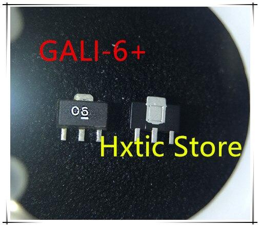 10PCS GALI-6 GALI-6+ GALI6 MARKING 06 SOT-89  IC