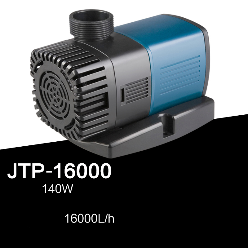 16000L h SUNSUN JTP 16000 Submersible Inline Water Pump for Aquarium Fish Tank Hydroponics Pond Filter