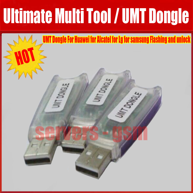 US $41 3 |2019 NEW 100% Original Ultimate Multi Tool Dongle UMT Dongle For  Huawei for Alcatel for Lg for samsung Flashing and unlock-in Telecom Parts