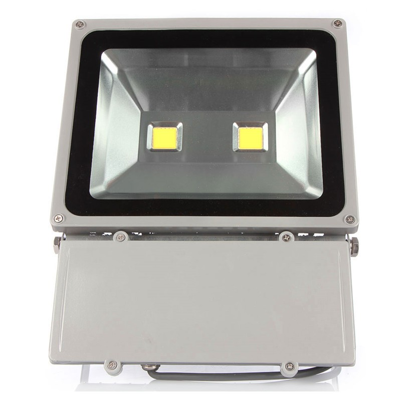 100W Led Flood Light High Power Led Spotlight Outdoor Lighting IP65 Waterproof AC85-265V Gargen Led Floodlight Street Lamp ultrathin led flood light 100w 70w white ac85 265v waterproof ip66 floodlight spotlight outdoor lighting projector freeshipping