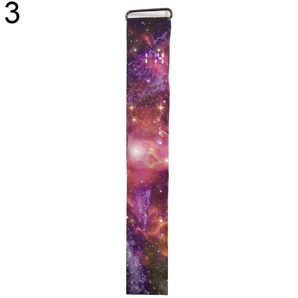 Креативный водонепроницаемый унисекс студенческий светодиодный светильник цифровой дисплей бумажные часы подарок - Цвет: 3