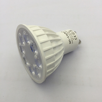 2pcs LED Bulb 4W Mi Light AC85 265V 2 4G Wireless Milight Dimmable Led Bulb GU10