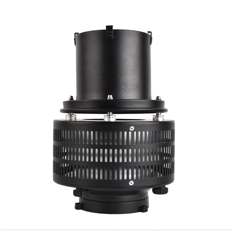 Image 4 - Bowens Mount Focalize Conical Snoots Photo Optical Condenser Art Special Effects Shaped Beam Light Cylinder For Godox SK400IIPhoto Studio Accessories   -