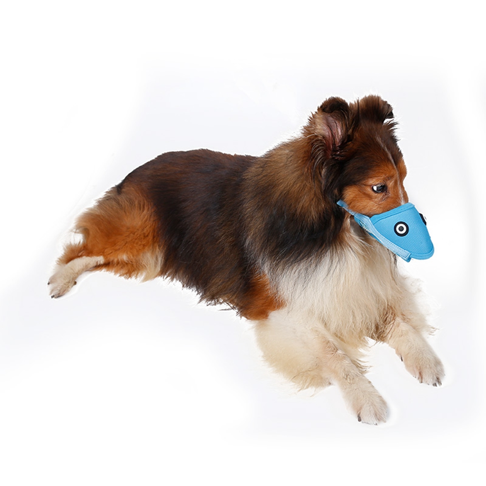 Doglemi собака Морда Анти Укус дышащая морда собаки забавные пороть и птица шаблон S/M/L/ XL дропшиппинг