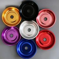 Revive aluminum narguile hookah ashtray shisha coal tray chicha plate nargile accessories smoking water pipe kit color options