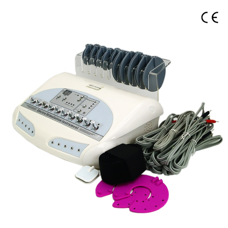 Hot Spa Electroestimulador/Body Building Electrostimulation Slimming Machine/Electronic Muscle Physique Shaping Stimulator New