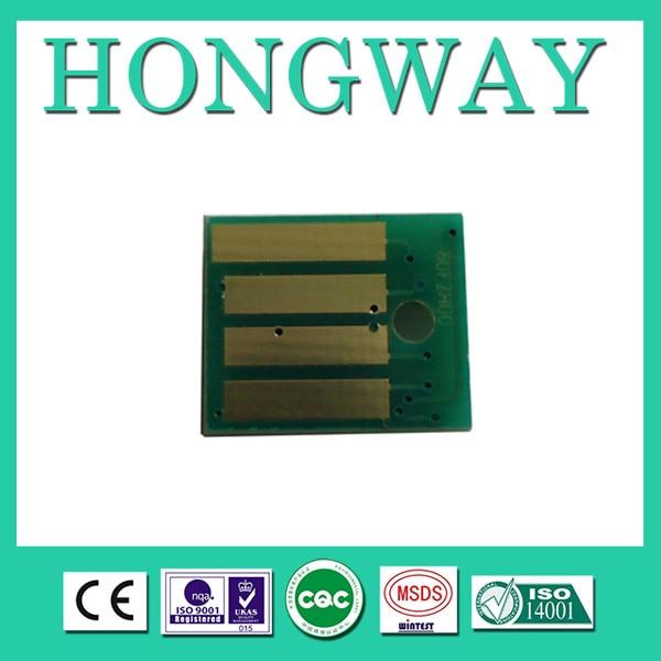 Compatible Lexmark MX710 (worldwide) toner chip use for worldwide compatible toner cartridge chip for lexmark cx410 kcmy set
