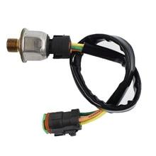 Pressure Sensor 224-4536 Fit for Caterpillar On Highway Engines C7 C9
