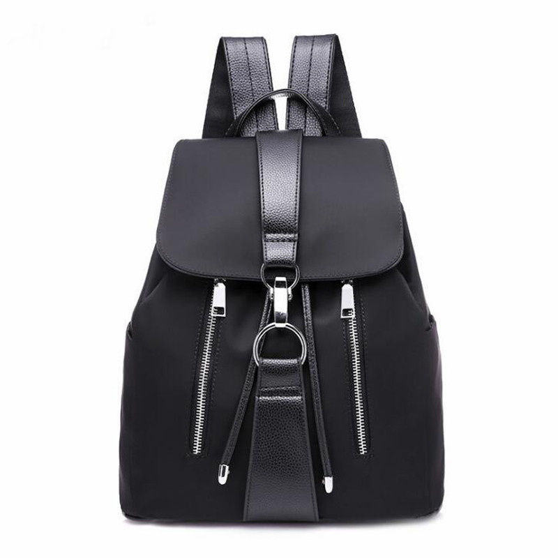 Fashion Waterproof Oxford Backpack Girls Schoolbag Shoulder Bag High Quality Women Backpacks Mochila Feminina