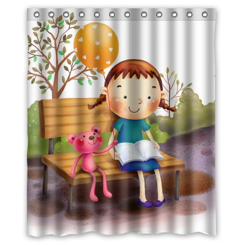 online get cheap cute shower curtains for girls