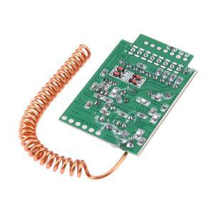 Image 2 - 1/2/3pcs 390MHz DC9V 4000m RF Remote Wireless Transmitter Module Large Power 4km Long Distance PCB Board Launcher Receiver Kit