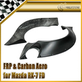 Car-styling For Mazda RX7 FD RB Style FRP Fiber Glass Rear Fender In Stock