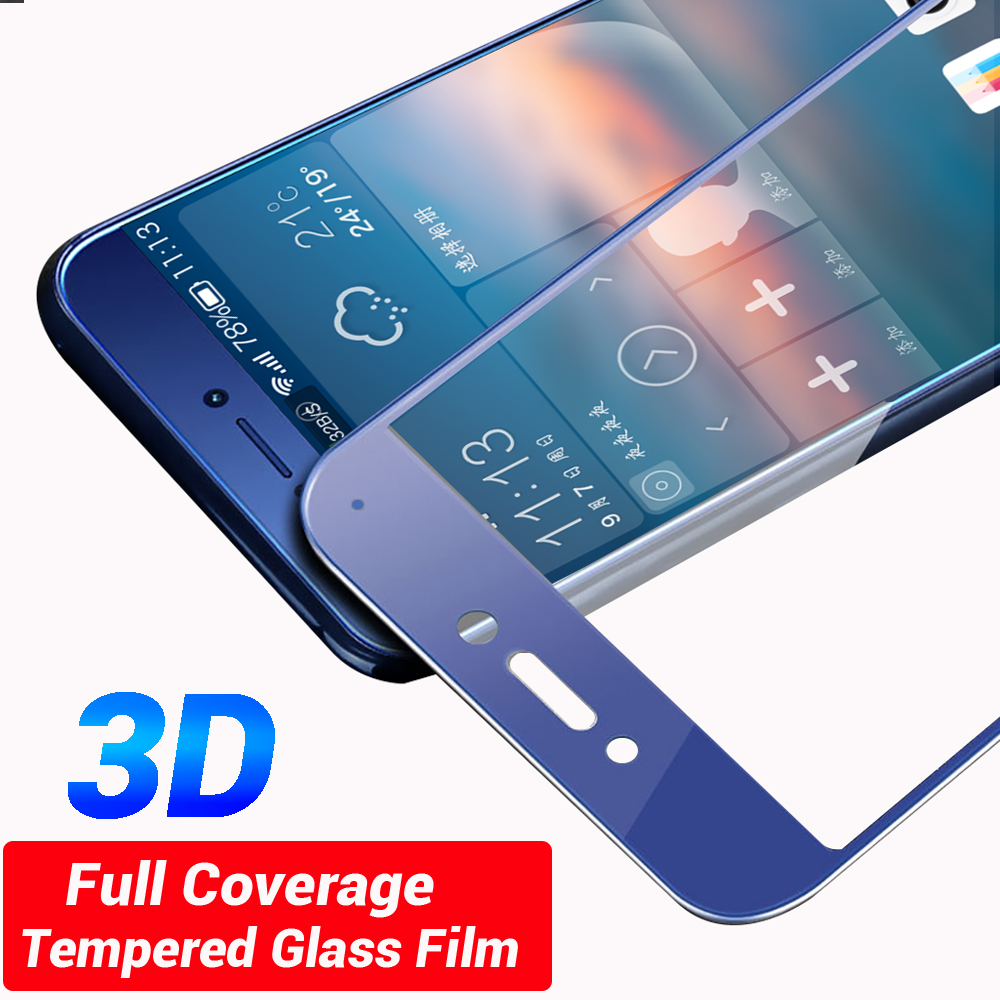 3D Full Coverage For huawei honor 9 8 Tempered Glass Screen Protector for honor 8 lite 9 lite 7X 6X 6A 6C 6C Pro Protective Film3D Full Coverage For huawei honor 9 8 Tempered Glass Screen Protector for honor 8 lite 9 lite 7X 6X 6A 6C 6C Pro Protective Film