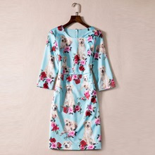 eb3a523a7a11c Buy dress dogs flowers and get free shipping on AliExpress.com