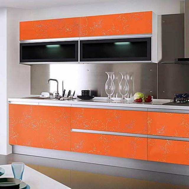 Neue Küche Wand Schrank Abdeckung Aufkleber Oil proof ...