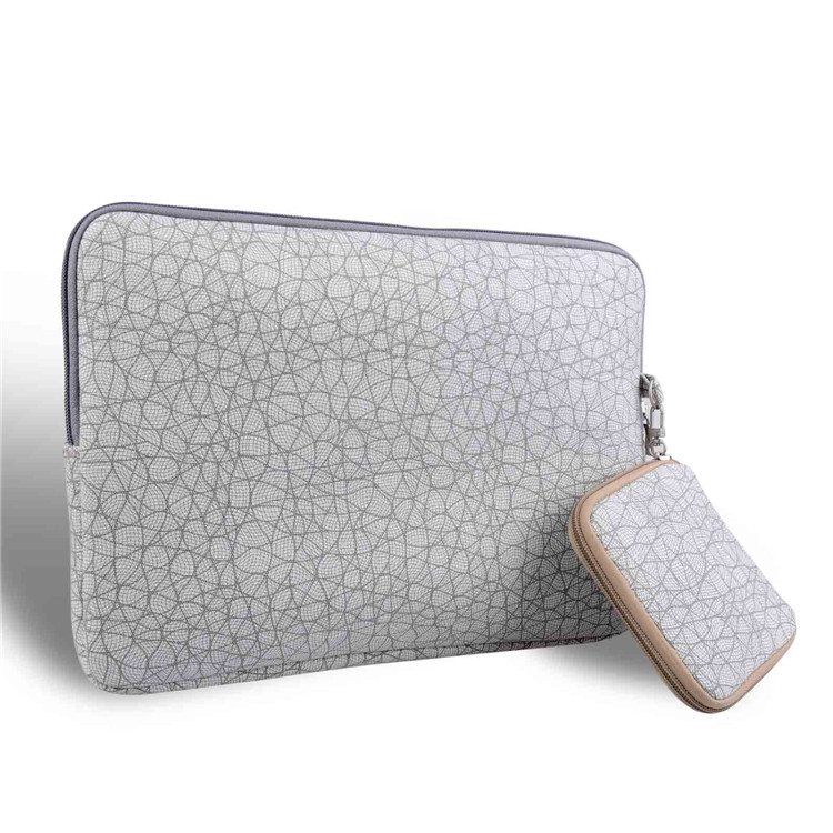 Snake Skin Canvas Laptop Sleeve Case For Macbook Air 13 Pro Retina Bag 3inch Ultrabook With Adapter In Bags Cases From